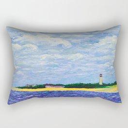 Cape May Lighthouse Rectangular Pillow