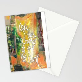 Chapter Stationery Cards