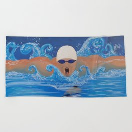 Joey Beach Towel