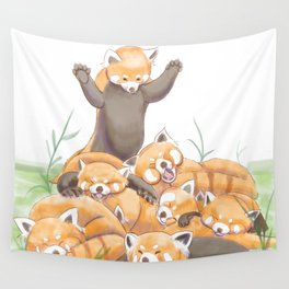 Sneaky attack Wall Tapestry