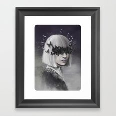 100 Forms of Fear / Sia Framed Art Print