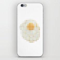 and egg. iPhone & iPod Skin
