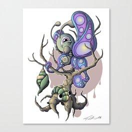 Tree of Tarshish Canvas Print