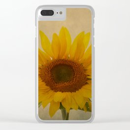Sun Giant Clear iPhone Case