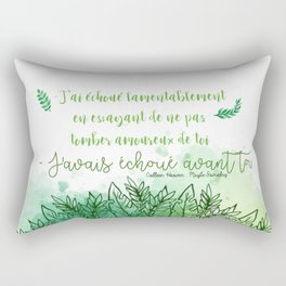 MAYBE SOMEDAY . COLLEEN HOOVER Rectangular Pillow