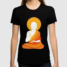 Lord Buddha Illustration T-shirt