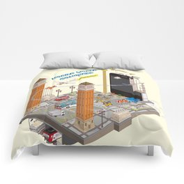 Barcelona connected! Comforters