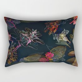 Fall in Love #buyart #floral Rectangular Pillow