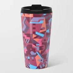 Schema 12 Metal Travel Mug