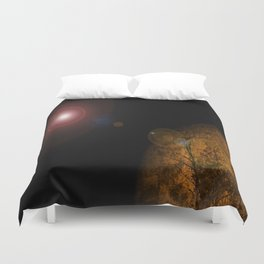 Come explore with me.... Duvet Cover