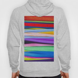 multicolored Hoody