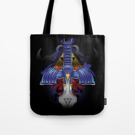 Master Using It... Tote Bag