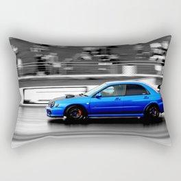 Subaru Racer Rectangular Pillow