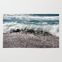 surf Area & Throw Rugs featuring Surf by Art-Motiva