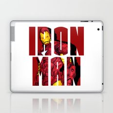 I am Iron Man Laptop & iPad Skin