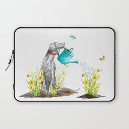 DAFFODILS AND WEIM Laptop Sleeve