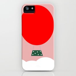 Up to the sky iPhone Case