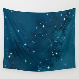 Northern Skies I Wall Tapestry