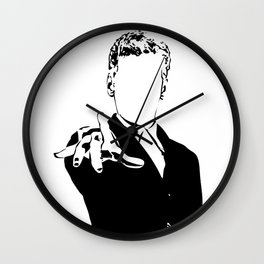 12th Dr Who Wall Clock