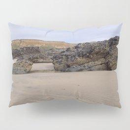 Godrecy Beach Cornwall Engand Pillow Sham