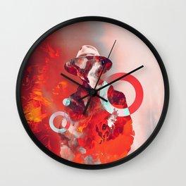 Feeuh Wall Clock