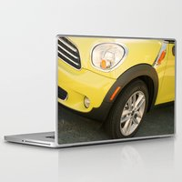 mini Laptop & iPad Skins featuring Mini by SShaw Photographic