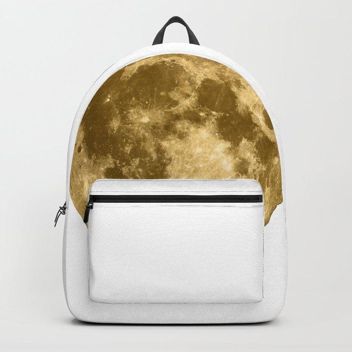 Golden Moonage Backpack