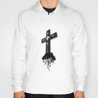 religion Hoodies featuring Game religion by Dmitriy Turovskiy (pushok12)