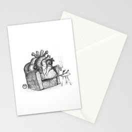 Pal-Heart Stationery Cards