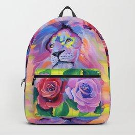 Proud Lion Backpack