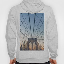 Brooklyn Bridge New York City Hoody