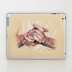 Quicksand Laptop & iPad Skin