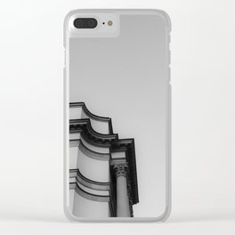 The Warsaw Opera Clear iPhone Case