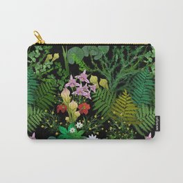 Botanical Bog Carry-All Pouch