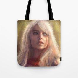 Keira Metz Tote Bag