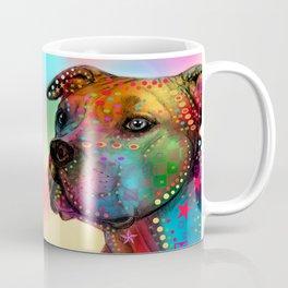 pit bull Coffee Mug