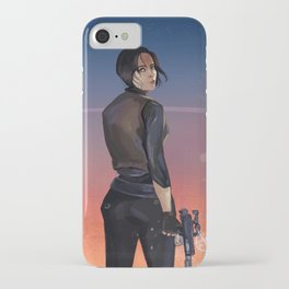 SW Rogue One Jyn Erso iPhone Case