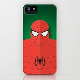 Homem Aranha iPhone Case