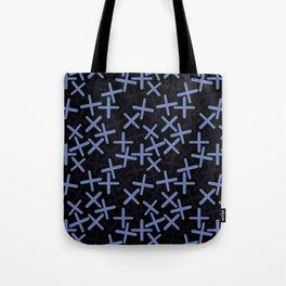 Night Sky - X-Plosion Decorative Pattern Tote Bag