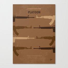 No115 My Platoon MMP Canvas Print