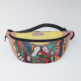 Biggie The Pooh/ Notorious P.O.O.H Fanny Pack