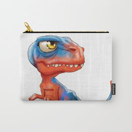 mini T-Rex Carry-All Pouch