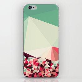 Poppy Field Tris iPhone Skin