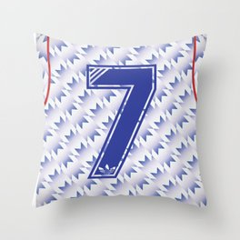 United Away 91 Throw Pillow