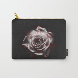 SACRED ROSE Carry-All Pouch