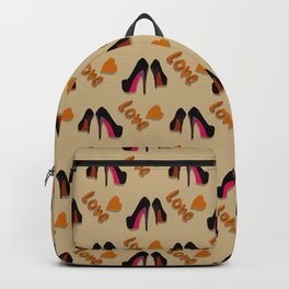 Put On Shoes Backpack