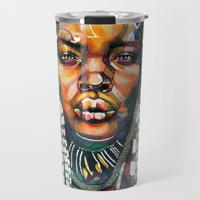 Wakanda '98 Travel Mug