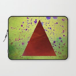 Triangle Composition Laptop Sleeve