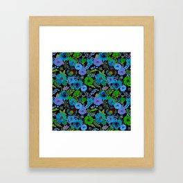 Flowers_105 Framed Art Print
