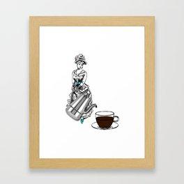 Just A Drop Framed Art Print